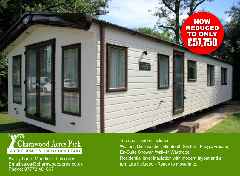 ABI at charnwood - reduced offer advert