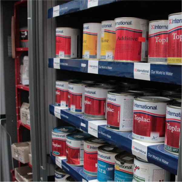 Marine Paint available at Shardlow Marina Chandlery