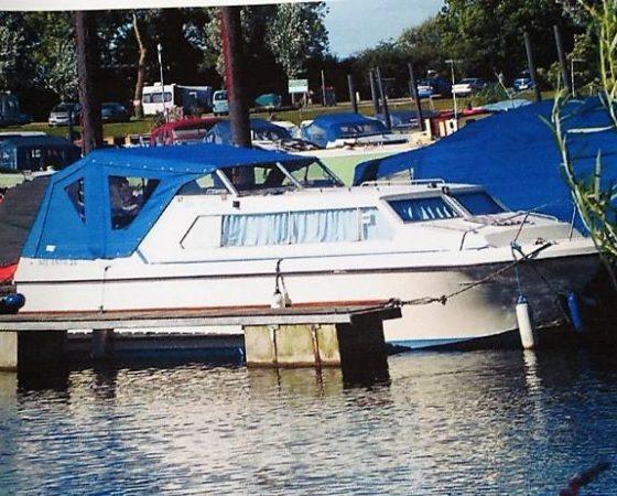 """Boat For Sale – """"COCO DE MER"""" £11,800"""