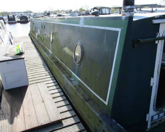 "Boat For Sale – ""CLYSDALE"" £16,000"