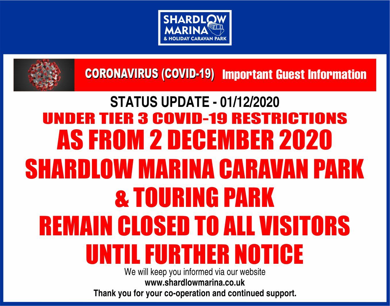 COVID Marina GUEST UPDATE 01-DEC-2020